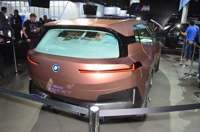 Vision iNext - Tương lai SUV tự lái của BMW - 8