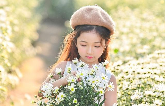 """""""Nàng công chúa tóc mây"""" 6 tuổi phiên bản Việt - 10"""