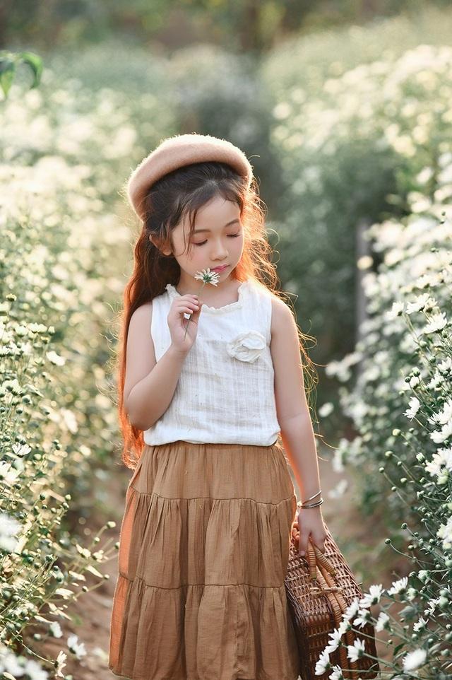 """""""Nàng công chúa tóc mây"""" 6 tuổi phiên bản Việt - 7"""