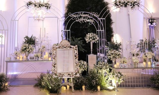 Ưng Hoàng Phúc đầu tư hoành tráng cho đám cưới của mình với sự chuẩn bị trong thời gian dài