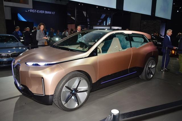 Vision iNext - Tương lai SUV tự lái của BMW - 6
