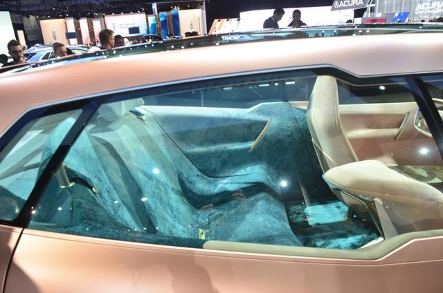 Vision iNext - Tương lai SUV tự lái của BMW - 10