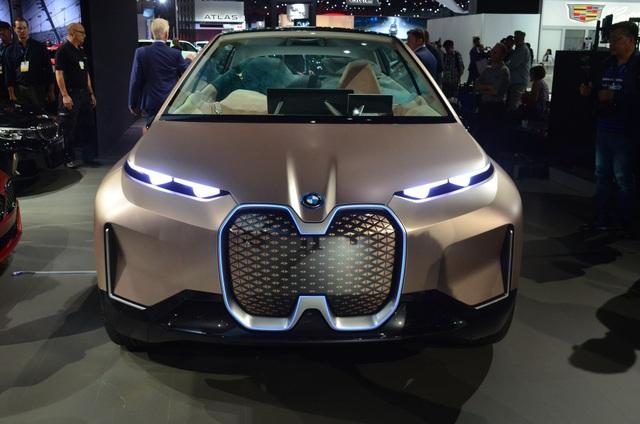 Vision iNext - Tương lai SUV tự lái của BMW - 3