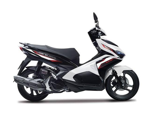 Honda nâng cấp AirBlade 125, tăng giá một số phiên bản - 1