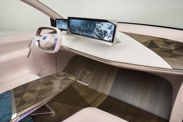 Vision iNext - Tương lai SUV tự lái của BMW - 11