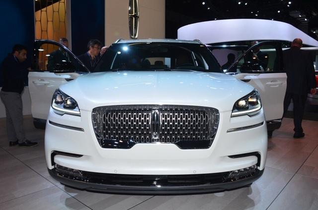 Lincoln Aviator - Đối thủ mới của Audi Q7 và Mercedes GLE - 4