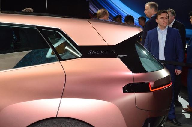 Vision iNext - Tương lai SUV tự lái của BMW - 5