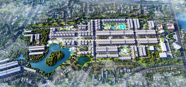 Crown Villas hứa hẹn là lời giải cho BĐS cao cấp tại Thái Nguyên