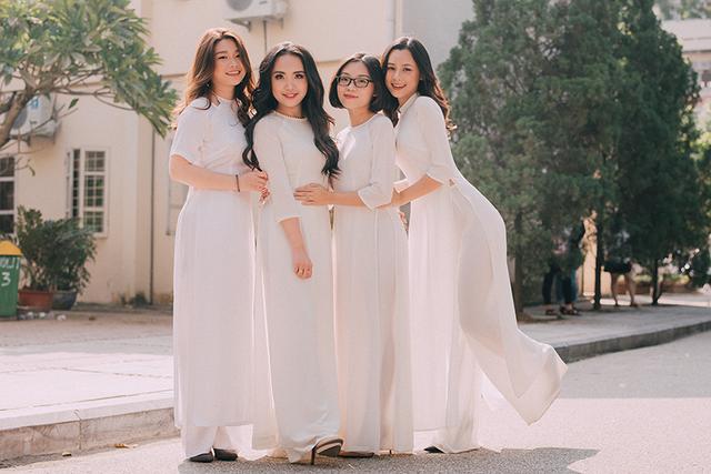 Miss Áo dài trường Báo: Phụ nữ phải có sự nghiệp mới mưu cầu được hạnh phúc - 9