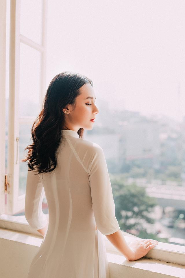Miss Áo dài trường Báo: Phụ nữ phải có sự nghiệp mới mưu cầu được hạnh phúc - 5