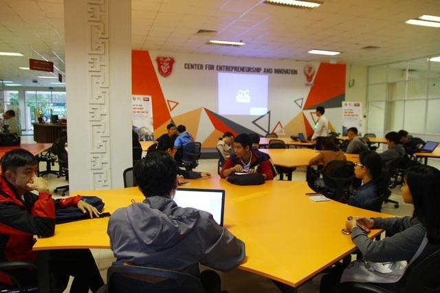 36 sinh viên xuất sắc tại lớp học đào tạo khởi nghiệp sáng tạo do ĐH Huế và Tổ chức Đại học Pháp ngữ tổ chức