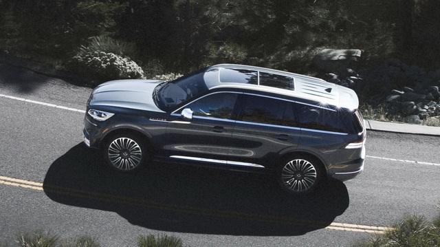Lincoln Aviator - Đối thủ mới của Audi Q7 và Mercedes GLE - 19