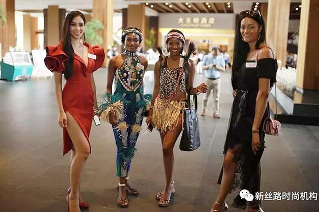 Hoa hậu Trần Tiểu Vy lỡ cơ hội lọt thẳng top 30 Hoa hậu Thế giới - 12