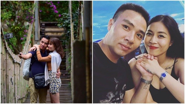 Sau gần 2 năm hẹn hò, Hoàng Linh và Mạnh Hùng đã cùng sống chung một nhà.
