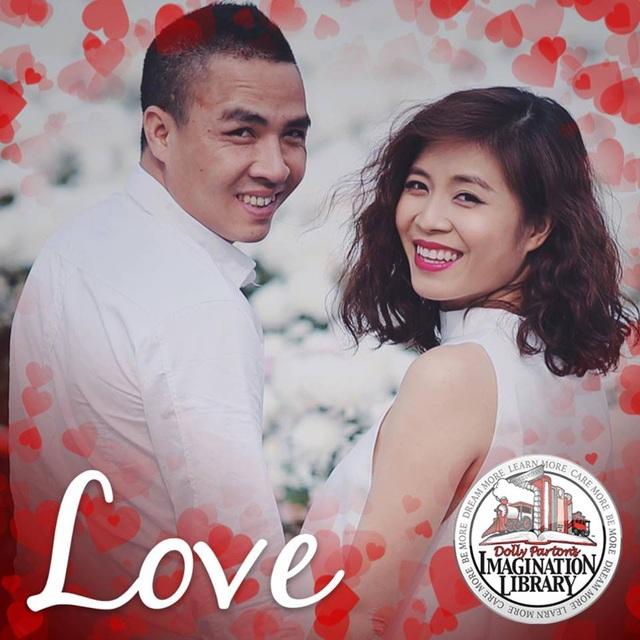 Động thái mới nhất của Hoàng Linh là nhấn like cho bức ảnh đôi ngọt ngào sau khi kết bạn lại với chồng.