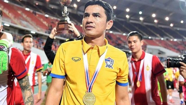 Kiatisuk cho rằng việc giành kết quả hòa ở sân Bukit Jalil cũng là thành công với Thái Lan