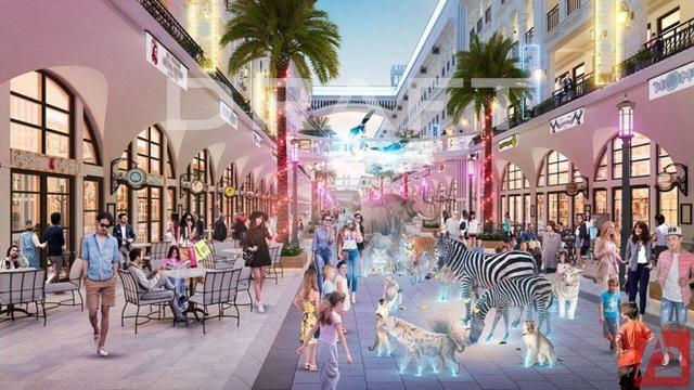 Đâu là thiên đường mua sắm, ăn chơi nhất Sài Gòn trong vài năm tới? - 6