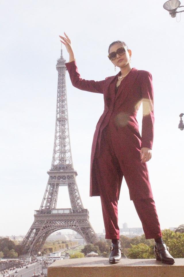 Vừa qua, Á hậu Trương Thị May đã có hành trình đến Pháp. Cô đã tranh thủ ghi lại những khoảnh khắc đáng nhớ tại thành phố tuyệt đẹp này.