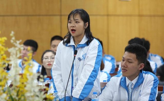 Những ý kiến đóng góp cho diễn đàn cũng là nguyện vọng của sinh viên cả nước
