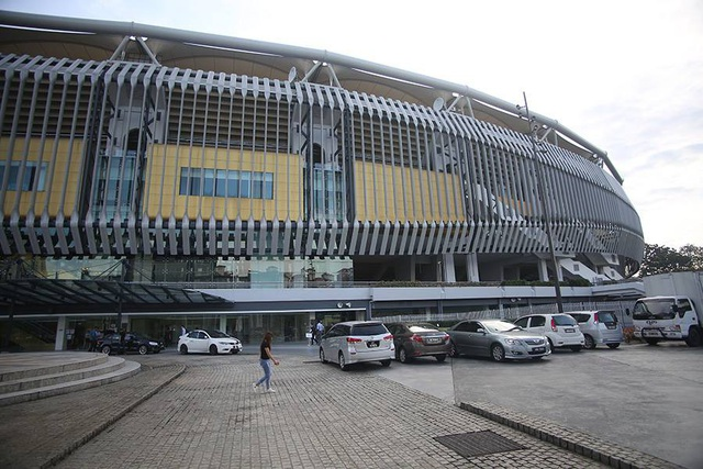 Kiến trúc đặc biệt của khu tổ hợp Bukit Jalil