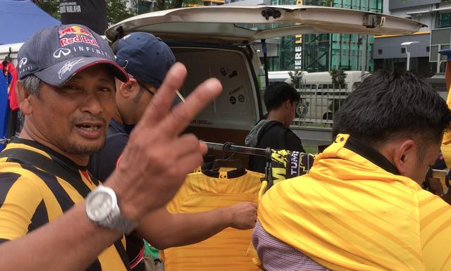 Cổ động viên Kharul Min Toe tin Malaysia sẽ lột xác ở trận gặp Việt Nam ngày mai