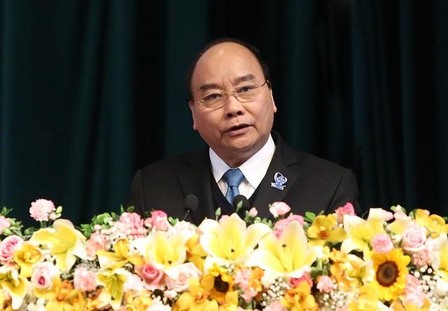 Thủ tướng Nguyễn Xuân Phúc: Các trường đại học phải là đại học nghiên cứu, đại học khởi nghiệp trong quá trình đổi mới giáo dục
