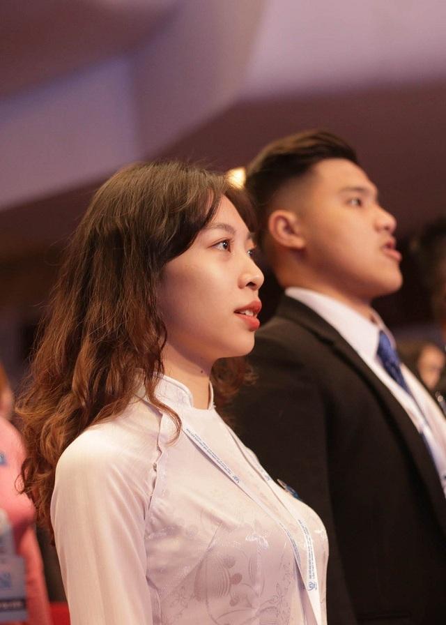 Những bóng hồng xinh đẹp tại Đại hội toàn quốc Hội sinh viên Việt Nam lần thứ 10 - 11