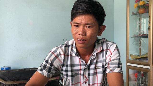 Anh Nguyễn Hữu Toàn cho biết gia đình đã tha thứ cho cô V. và xin giảm nhẹ hình thức kỷ luật cho cô.