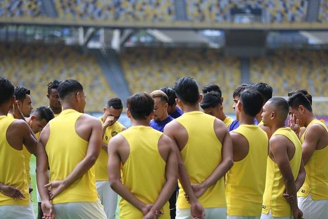 HLV Tan Cheng Hoe lo lắng về chấn thương của các trụ cột Malaysia