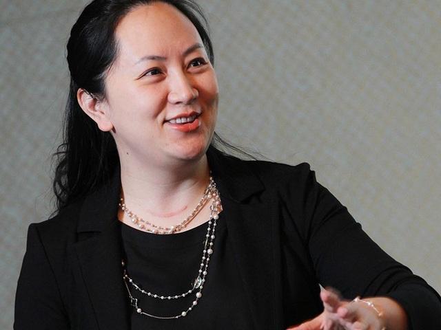Bà Meng Wanzhou (Ảnh: Huawei)