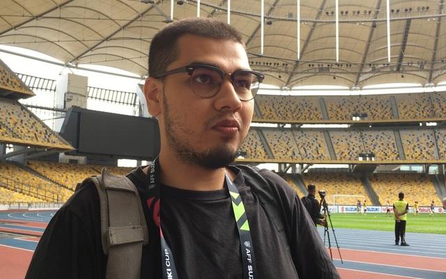Nhà báo Farhan Danial của tờ The Star (Malaysia) đánh giá cao đội tuyển Việt Nam