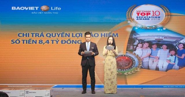 Bảo Việt Nhân thọ tổ chức Lễ chi trả Quyền lợi bảo hiểm 8.4 tỷ cho gia đình Khách hàng gặp rủi ro