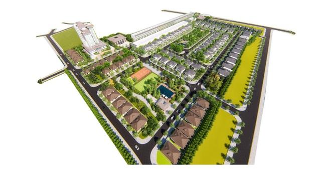 Nắm bắt cơ hội bứt phá đầu tư cùng dự án KDC Vinaconex 3 - Phổ Yên Residence - 1