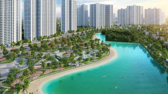 VinCity Sportia là cơ hội để người Hà Nội sở hữu không gian sống trong lành, tiện nghi phong phú với mức giá vừa tầm (Hình ảnh chỉ mang tính chất minh họa)