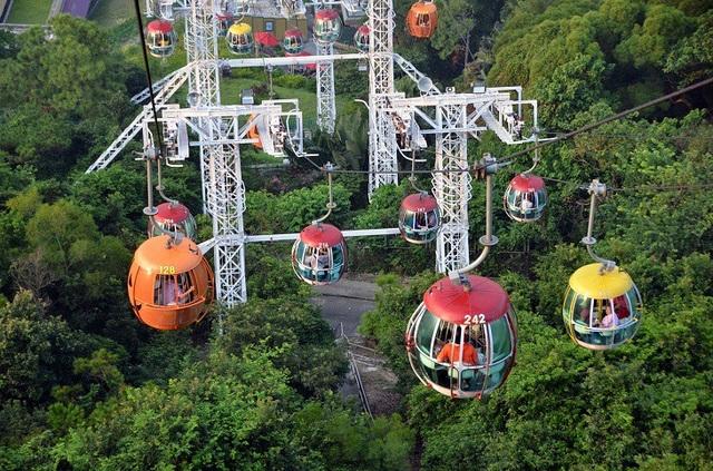 10 điểm tham quan nổi tiếng nhất Hồng Kông - 2