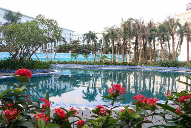 Chiêm ngưỡng vẻ đẹp của khu căn hộ đẳng cấp bậc nhất Long Biên - 2