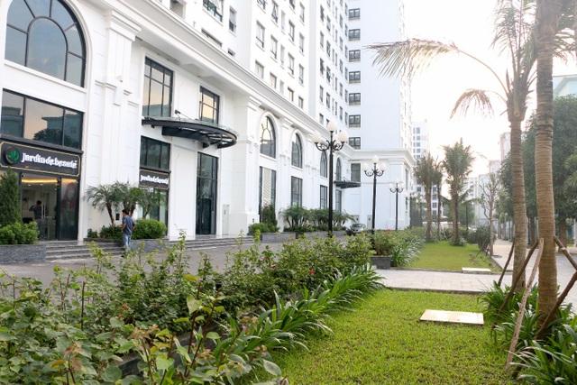 Chiêm ngưỡng vẻ đẹp của khu căn hộ đẳng cấp bậc nhất Long Biên - 3
