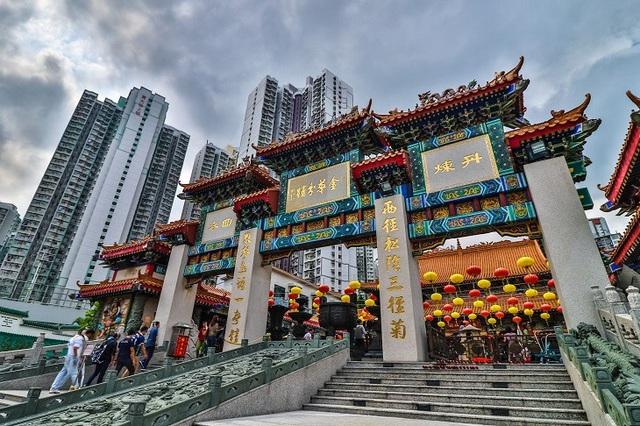 10 điểm tham quan nổi tiếng nhất Hồng Kông - 6
