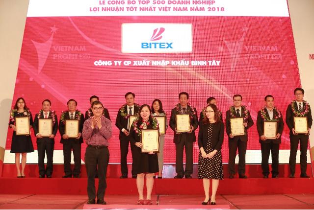 BITEX thu lợi nhuận nhờ đề cao chất lượng sản phẩm