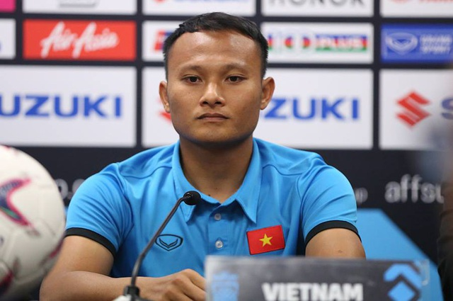 Trọng Hoàng chia sẻ với báo chí về ký ức trong những lần đối đầu Malaysia