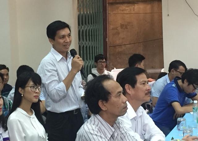 Thầy giáo dạy toán Lâm Hữu Phước băn khoăn chương trình toán hiện nay có quá lạc hậu không?