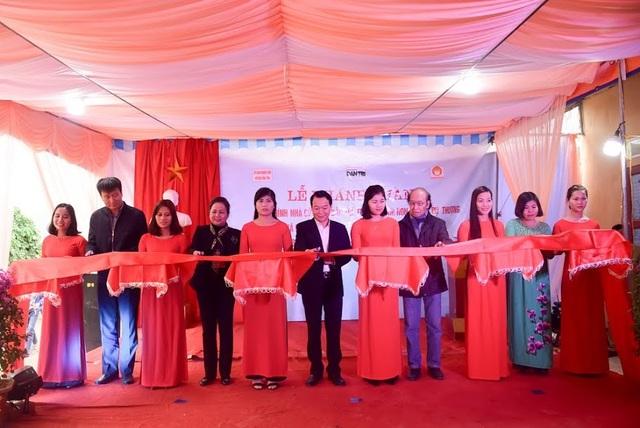 Ngày 9/12, công trình Nhà công vụ Dân trí tại Trường mầm non Phong Dụ Thượng, xã Phong Dụ Thượng, huyện Văn Yên, tỉnh Yên Bái đã chính thức được khánh thành và bàn giao đưa vào sử dụng.