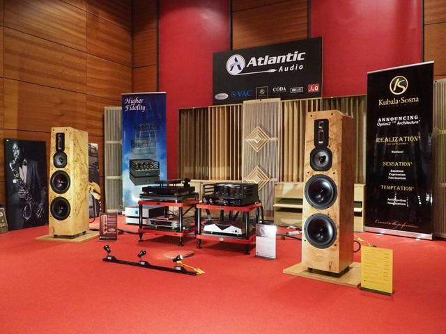 AV Show 2018 diễn ra sôi động đặc biệt với sự xuất hiện của nhiều thương hiệu audio mới, kết hợp cùng những tên tuổi lão làng.