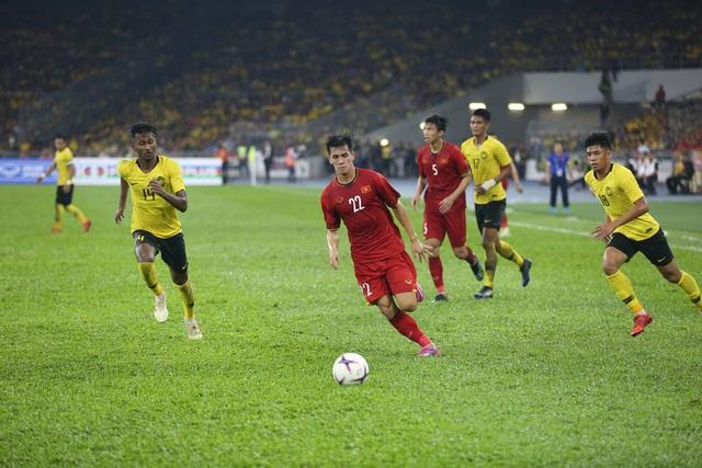 U23 Việt Nam có nhiệm vụ giữ vị thế tại vòng loại giải U23 châu Á 2020 (ảnh: Huyền Trang)