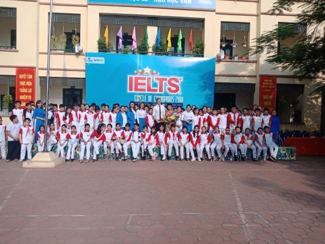 """Cuộc thi """"IELTS Circle of Champions 2018"""" chính thức bước vào vòng chung kết toàn quốc - 1"""