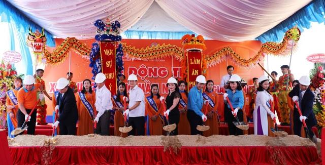 Kim Oanh Group xây trường mầm non cho con em công nhân lao động - 1