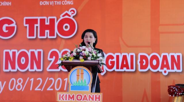 Kim Oanh Group xây trường mầm non cho con em công nhân lao động - 2
