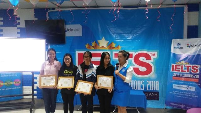 """Cuộc thi """"IELTS Circle of Champions 2018"""" chính thức bước vào vòng chung kết toàn quốc - 5"""