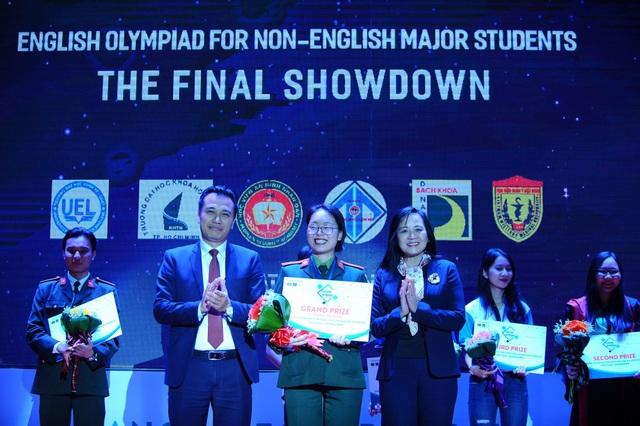 Đội thi đến từ Học viện Quân y đã xuất sắc giành giải đặc biệt của cuộc thi.