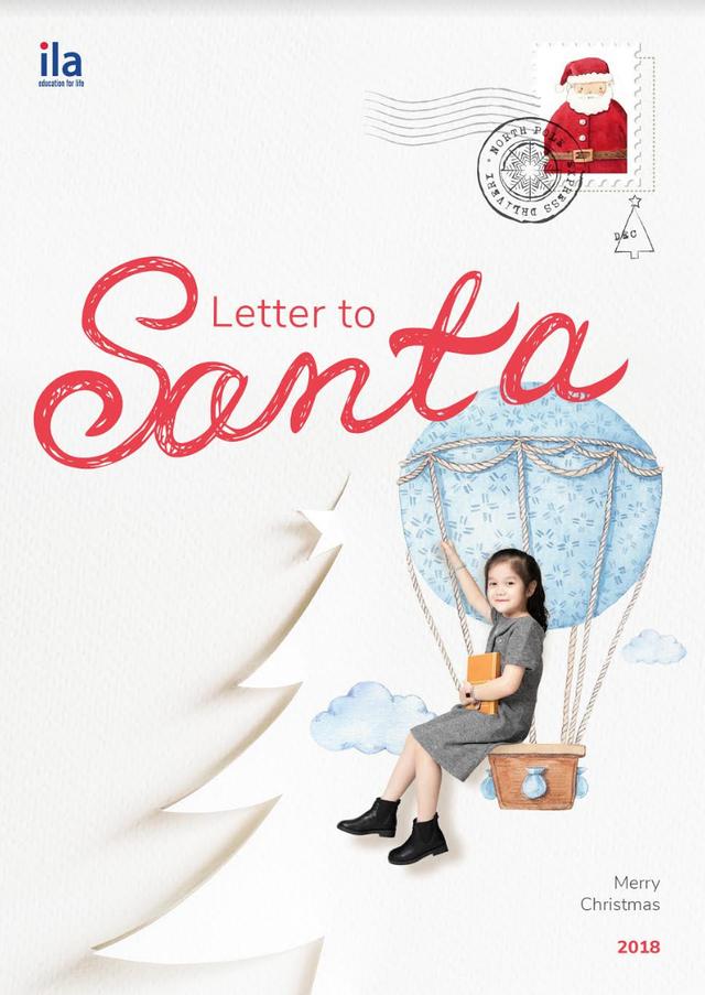 Viết thư gửi điều ước Giáng sinh đến ông già Noel - 1